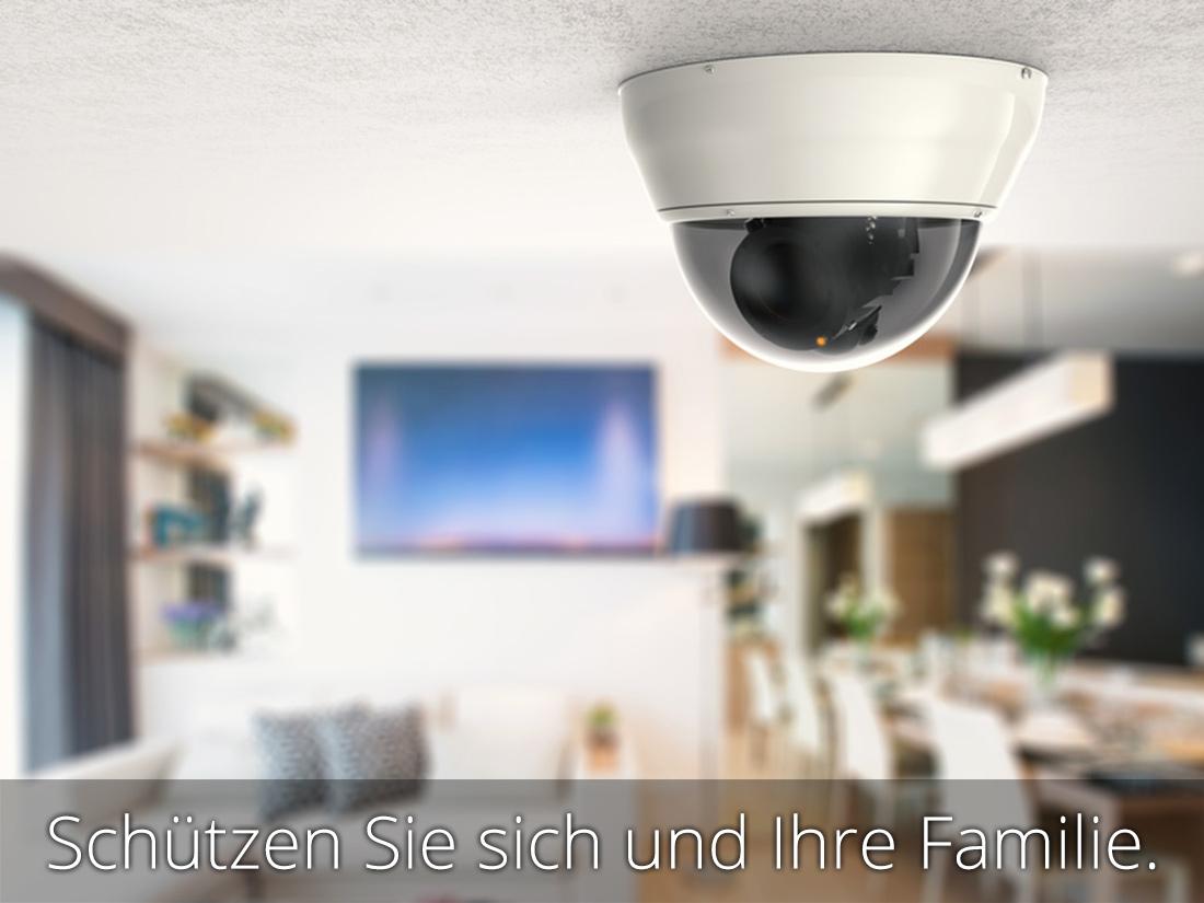Bewegungsmelder, Videoüberwachung